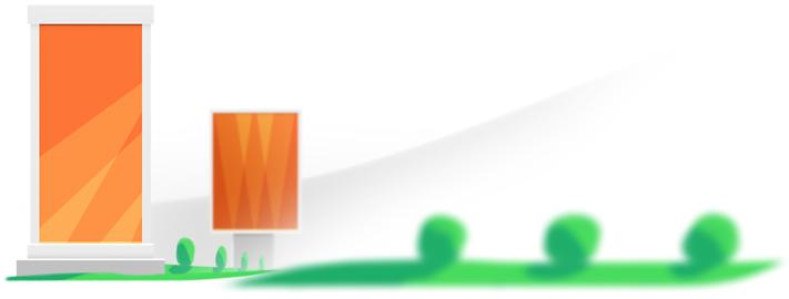 Печать сити-форматов и пилларов в компании Мэдитек